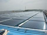 Aufgeteilter CPC-Wärme-Rohr-Solarwarmwasserbereiter mit En12975