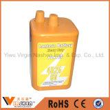 Batteria resistente ricaricabile della lanterna del carbonio dello zinco della batteria di 4r25 6V