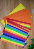 Folha e rolo da espuma de EVA do arco-íris