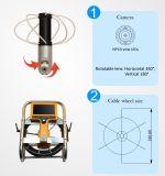 Cctv-Kamin-Übersichts-Kamera mit 360 Grad-Umdrehungs-Kameras
