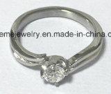 Anillo de la manera para el anillo del acero inoxidable de señora Jewelry