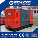 Цена генератора силы 250kVA Чумминс Енгине тепловозное с альтернатором Stamford