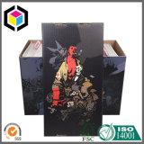 Grand cadre de mémoire articulé par couvercle coloré de papier de carton