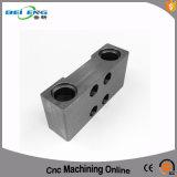 Части алюминиевого блока изготовления OEM подвергая механической обработке для обслуживаний CNC механически оборудования подвергая механической обработке