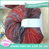 Fio extravagante tricotando manualmente de tecelagem Eco-Friendly -13 do algodão