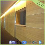 Painel de parede interior isolado de alumínio do painel de revestimento do favo de mel