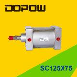 Cylindre de norme de cylindre de Dopow Sc125X75