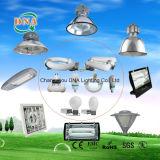 lâmpada da indução de 300W 350W 400W 450W que escurece a luz
