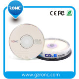 Disco CD in bianco del materiale 52X 700MB 80mins di Vrigin