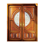 Gute Qualitätsneue Art-feste hölzerne Tür für Hotel-Wohnung oder Landhaus