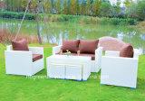 Muebles al aire libre del jardín de la rota de la venta del sofá de mimbre caliente del patio (GN-9103S)