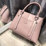 La plus défunte usine de sacs d'épaule de femmes élégantes de sac à main de cuir véritable de sac de dames de créateur dans Guangzhou Emg5129