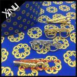 100% de seda impresa hombres corbata con bufanda a juego