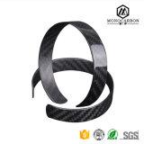 Verkaufender fördernder Luxuxkohlenstoff-Faser-Armband-Armband-Spitzenentwurf im China-Armband