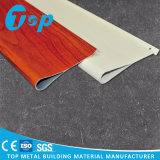 La fabbrica ha fornito il soffitto di alluminio Goccia-A forma di del metallo del soffitto del deflettore