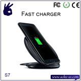 Cargador de viaje del teléfono móvil rápida con indicador de luz para Samsung