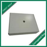 Boîte en carton blanche de cadre de Livre Blanc avec le blanc à l'intérieur dans le prix bon marché
