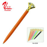 참신 디자인 매끄러운 쓰기 볼펜 다이아몬드 금속 펜