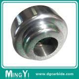Bucha redonda de lustro elevada do guia do perfurador do carboneto de tungstênio