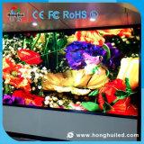 Écran d'intérieur d'Afficheur LED DEL de panneau-réclame de location de P4 HD pour la publicité