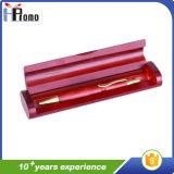 De houten Doos van de Pen met 1 binnen Pen