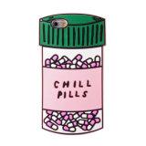cassa fredda popolare del silicone di figura delle pillole di migliori prezzi di iPhone 7