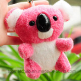 Urso de Koala enchido costume Keychain do bebê do luxuoso do brinquedo mini