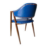 Metal comercial del club del café del restaurante del hotel que cena las sillas (JY-R36)