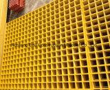 Reja de Pultruded de la fibra de vidrio, perfil de la extrusión por estirado de la fibra de vidrio, reja de la viga de FRP/GRP I