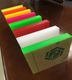 Лист пластмассы доски плиты PMMA опакового акрилового листа листа (814) PMMA акриловый