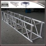 Сверхмощная алюминиевая ферменная конструкция этапа ферменной конструкции Spigot для большого проекта ферменной конструкции этапа