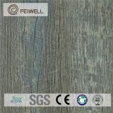 Madiere flottante impermeabile semplice del PVC dell'isolamento termico di colore