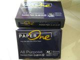 papel blanco uno de la talla 80GSM del papel A4 de la fotocopia del color