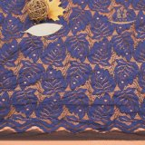 의복 형식 크로셰 뜨개질 자수 레이스 Fabri
