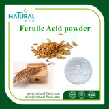 Extrato Ferulic natural do farelo de arroz do ácido 98%