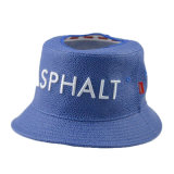 [بو] عادة تماما يطبع أسلوب دلو قبعة فصل صيف قبعة