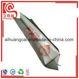 Bolso de empaquetado plástico del helado del papel de aluminio del escudete lateral