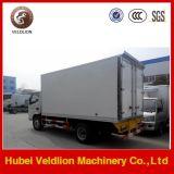 販売容量のためのFoton 4X2 Mini RefrigeratedヴァンTrucks 4トン