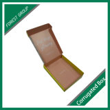 El empaquetado de la caja de cartón del juguete del rectángulo de almacenaje del juguete crea para requisitos particulares en precio barato