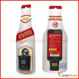 Appareil de contrôle androïde d'alcool de souffle d'affichage à cristaux liquides d'appareil de contrôle d'alcool de souffle de Digitals d'appareil de contrôle d'alcool