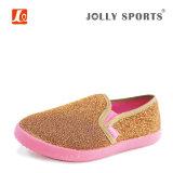 Ботинки детей новым вулканизированные способом вскользь для девушок мальчиков малышей