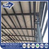 주문을 받아서 만들어진 Prefabricated 강철 넓은 경간 빛 강철 구조물 건물