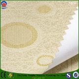 Tissu imperméable à l'eau tissé d'arrêt total de franc de tissu de polyester pour le sofa et la couverture de présidence