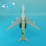 Aeroplano di modello del giocattolo della resina B747-8 dell'aereo passeggeri