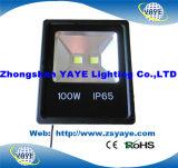 Garanzia di alta qualità di prezzi di fabbrica di Yaye 18 2/3/5 di anno della PANNOCCHIA 10W LED di inondazione di proiettore dell'indicatore luminoso/LED