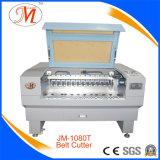 Máquina de estaca profissional do laser para a faixa de couro (JM-1080T-BC)