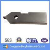 Kundenspezifische CNC-maschinell bearbeitenteil-Metalteile für Spritzen