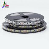 高い明るさ白いカラーIP20 SMD5050チップ30LEDs 7.2W DC24V LEDストリップ