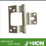 鋼鉄または鉄の蝶ドアのハードウェア(102X88mmの補助的母ヒンジ)