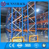 Racking resistente da pálete para o armazenamento industrial do armazém